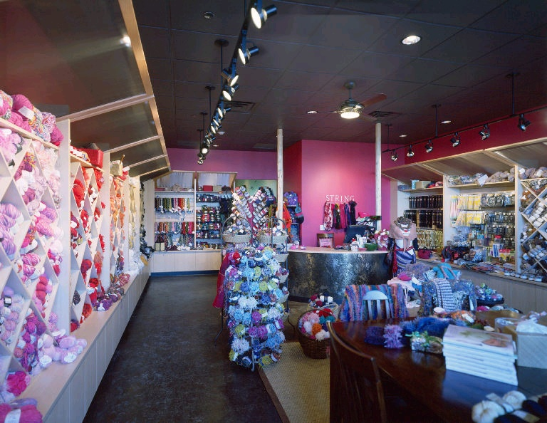 String A Knitting Boutique | Mendel & Company Construction