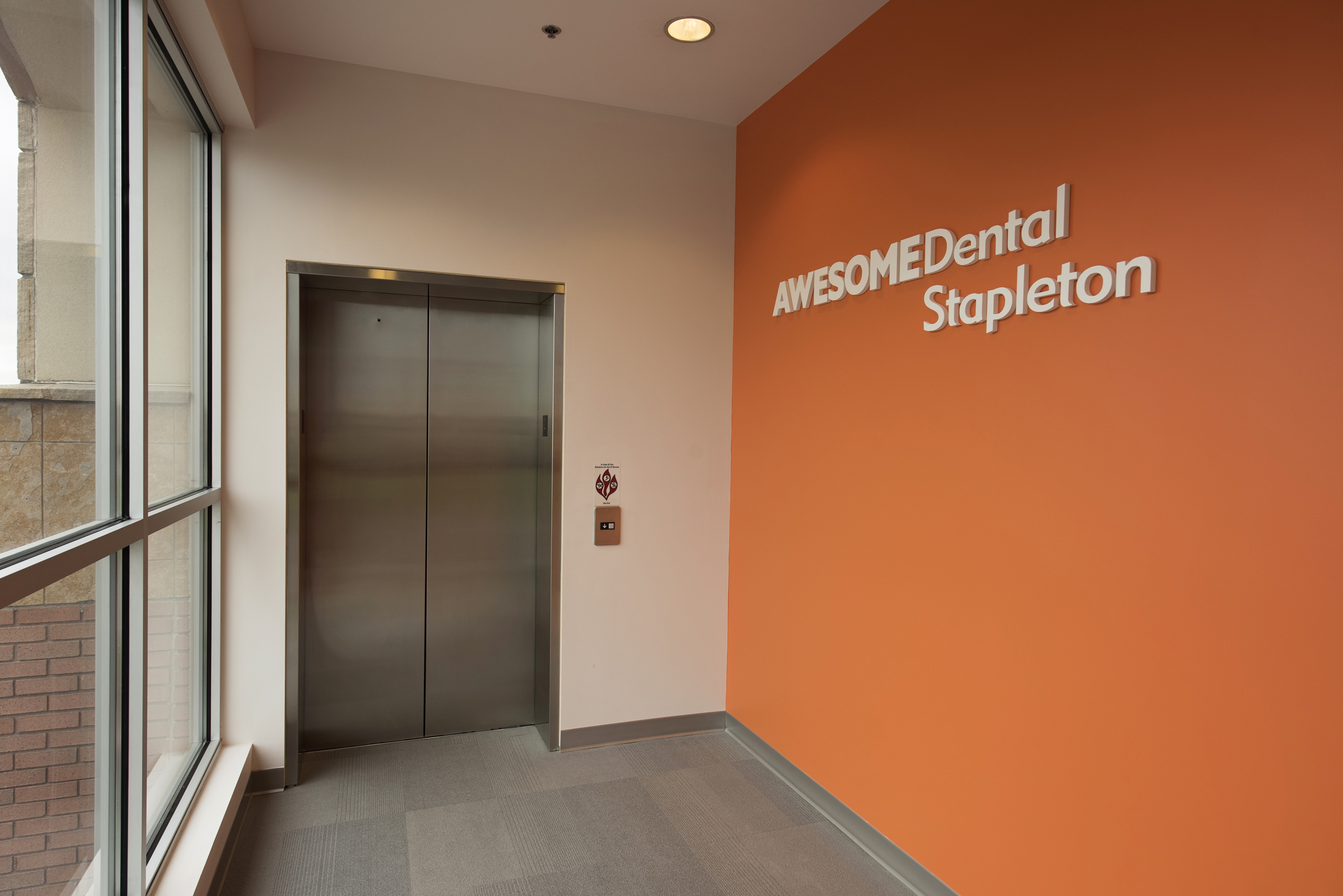 Awesome Dental Stapleton Construction Project